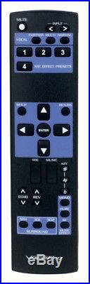 Studio Quality Vocopro Karaoke Mixing Amplifier with Sonic Enhancer & DSP Reverb