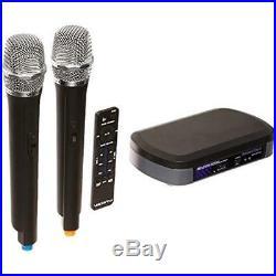 Studio Recording Equipment VocoPro TabletOke-II Digital Karaoke Mixer Wireless