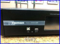 Tamon MA-1500DSP Karaoke Mixing Amplifier (1500 watt)