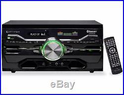 Technical Pro 4000w Karaoke Receiver Amplifier DVD CD-G Player $225