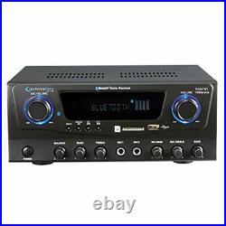 Technical Pro RXM7BT Bluetooth Stereo Audio Receiver, AM/FM, USB/SD, AUX