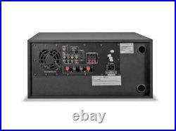 Technical Pro Receiver DVD Player Bluetooth USB FM SD Mic Input DV4000 NO SUB