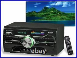 Technical Pro Receiver DVD Player Bluetooth USB FM SD Mic Input DV4000 S&D