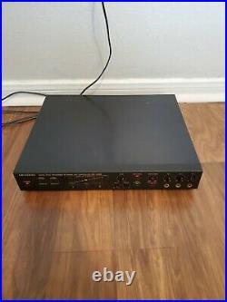 UNTESTED Nikkodo DEP-2000K Digital Echo Processor with Digital Key Controller