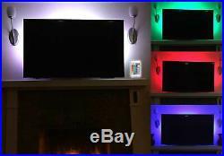 VOCOPRO CASAMAN 200 Watt Digital Karaoke Receiver Mixer+Dual Mics+TV LED Strip