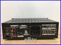VOCOPRO DA-3700-BT 200w Digital Karaoke Mixer Amplifier