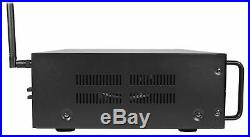VOCOPRO DA-3700-BT 200w Digital Karaoke Mixer Amplifier with Bluetooth Receiver