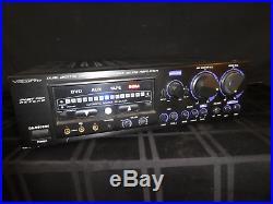 VOCOPRO DA-9800RV Professional 600W Digital Key Control Mixing Amp withDSP Reverb
