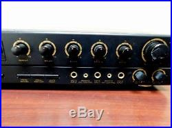 VOCOPRO DA-X8 PRO Digital KARAOKE Mixer Key Control / Echo