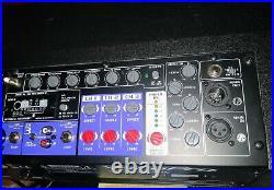 VOCOPRO STAGE-MAN BASIC 200W Powered Wedge Monitor