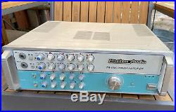 Vintage Boston Audio PA-1500 Power Amplifier