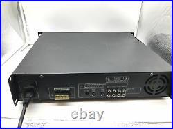 Vintage Younasi Y-220 Digital Mixing Amplifier 4-16ohm 70V 100V Mic Input Output