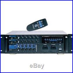 VocoPro A-B Box, Black (DA3700BT)'DA3700BT