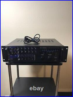 VocoPro A-B Box, Black (DA3700PRO) DA 3700 PRO Karaoke Amplifier