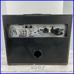 VocoPro Bravo Pro Professional AUX CD DVD Cassette Player Karaoke System TESTED