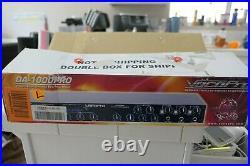 VocoPro DA-1000 PRO Professional 3 Mic Digital Echo Mixer READ