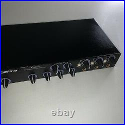VocoPro DA-1000 PRO Professional 3 Mic Digital Echo Mixer Works Perfectly