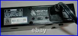 VocoPro DA-1000 Pro Three-Microphone Karaoke Rack Audio Mixer