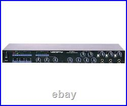 VocoPro DA-1000PRO Professional 3 Mic Digital Echo Mixer