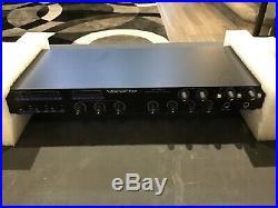 VocoPro DA-1000Pro Professional 3 Mic Digital Echo Karaoke Mixer