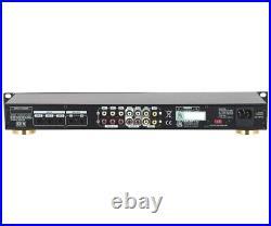 VocoPro DA-1055 PRO Professional 6 MIC. Digital Echo Mixer/Parametric Equalizer