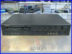 VocoPro DA-2000K Digi Key Control Echo Mixing System Karaoke Mixer Works Well
