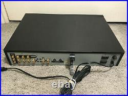 VocoPro DA-2000K Digital Key Control Echo Mixing System Karaoke Mixer