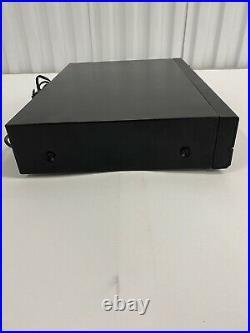 VocoPro DA-2050K Digital Karaoke Mixer w Key Control and Echo Tested Working