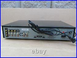 VocoPro DA-2050K Digital Karaoke mixer with key control & echo