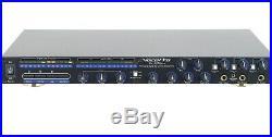 VocoPro DA-2200 Pro Six-Microphone Karaoke Rack Audio Mixer