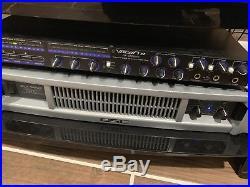 VocoPro DA-2200 ProMic Digital Echo Karaoke Mixer