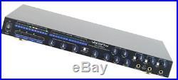 VocoPro DA-2200Pro Professional Digital Key Control/Digital Echo Mixer