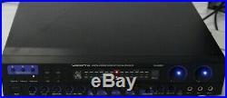 VocoPro DA-2808VE Digital Karaoke Mixer