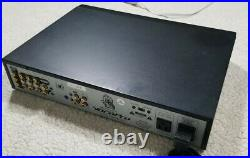 VocoPro DA-2808VE Digital Karaoke Mixer with Vocal Enhancer