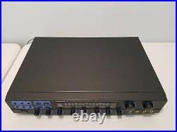 VocoPro DA-3050K Digital Karaoke Mixer w Key Control and Digital Echo
