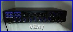 VocoPro DA-3050K Digital Karaoke Mixer with Key Control, Digital Echo, 3 MIC INPUT