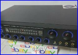 VocoPro DA-3050K Digital Karaoke Mixer with Key Control & Echo