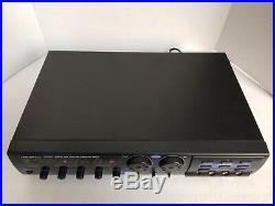 VocoPro DA-350K DIGITAL KEY CONTROL KARAOKE MIXER. Retail $300+ great price