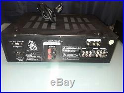 VocoPro DA-3600Pro Professional DJ Digital Karaoke Mixing Amplifier Performance