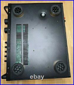 VocoPro DA-3700 PRO Digital Key Control Mixing Amplifier