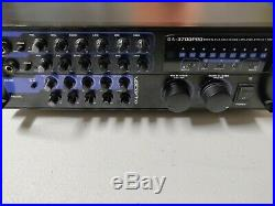 VocoPro DA-3700 PRO Mic Digital Echo Karaoke Mixer