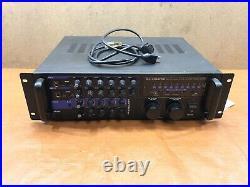 VocoPro DA-3700PRO Digital Karaoke Mixing Amp Amplifier With Key Control 500W xx