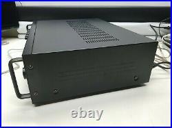 VocoPro DA-3700PRO Digital Karaoke Mixing Amplifier With Key Control