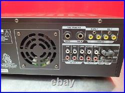 VocoPro DA-3700PRO Digital Karaoke Mixing Amplifier tested working
