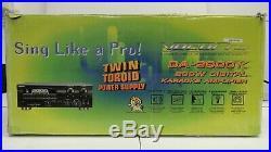 VocoPro DA-3900K 200W Mixing Amplifier (2G6.31. ZS)
