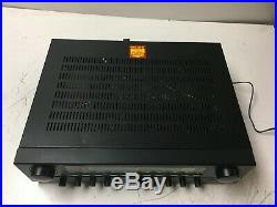 VocoPro DA-4000FX Industrial Multi Input Digital Karaoke Audio Amplifier