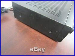 VocoPro DA-4050FX Industrial Multi Input Digital Karaoke Audio Amplifier 37c