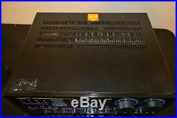VocoPro DA-8909RV Digital Karaoke Amplifier mixer with vocal enhancer DSP Reverb