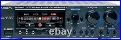 VocoPro DA-9800RV 600W KARAOKE MIXING MIXER AMPLIFIER with DSP REVERB KEY, CONTROL