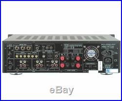 VocoPro DA-9800RV 600W Professional Digital Key Control Mixing Amplifier